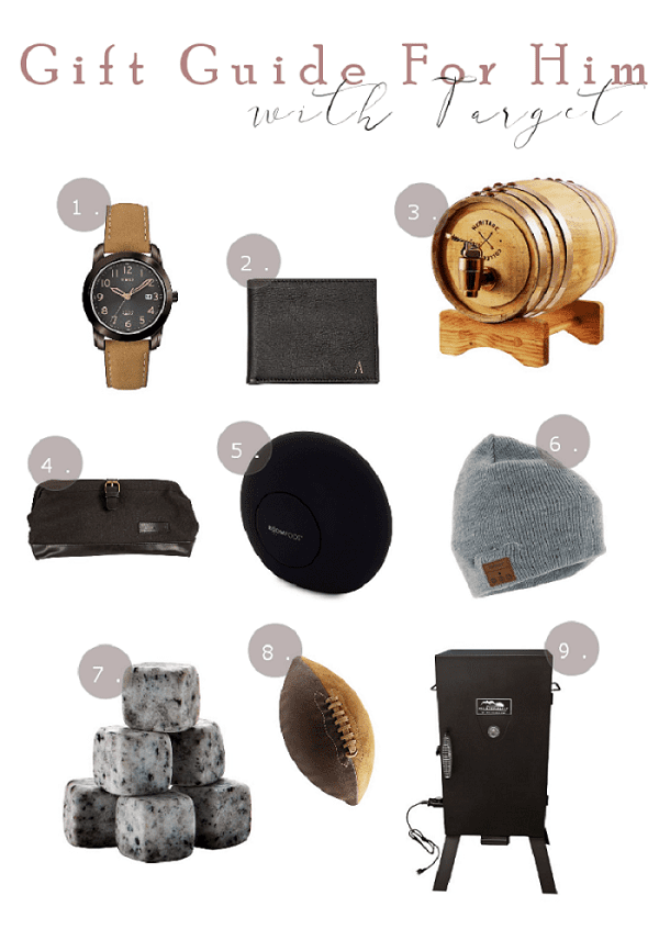 holiday gifts with target