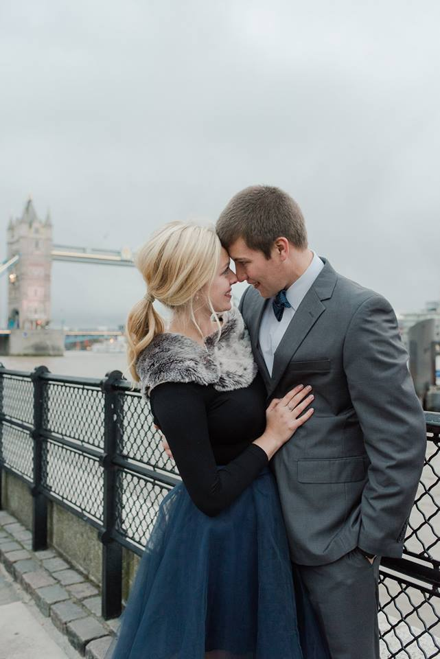 Couple Pictures in London