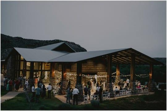 Mack Dick Group Pavilion at Palo Duro Canyon State Park 2