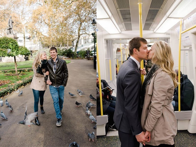 Destination Engagement Photos