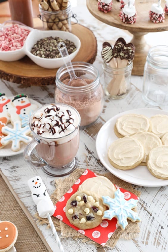 cookie exchange party