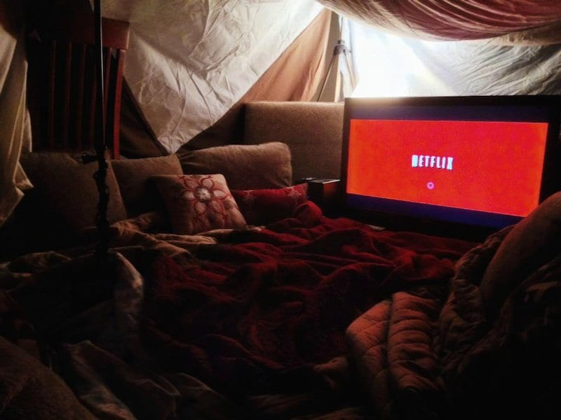 first date at home ideas