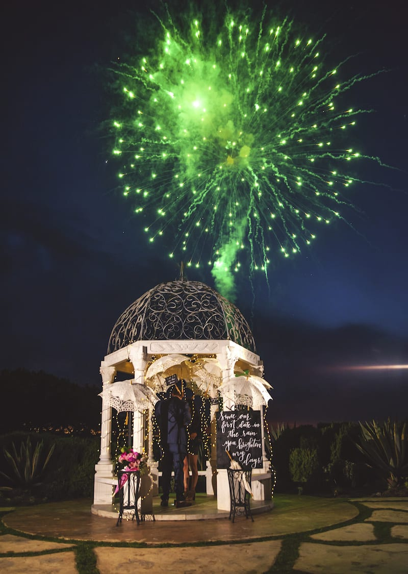 gazebo proposal in orange county