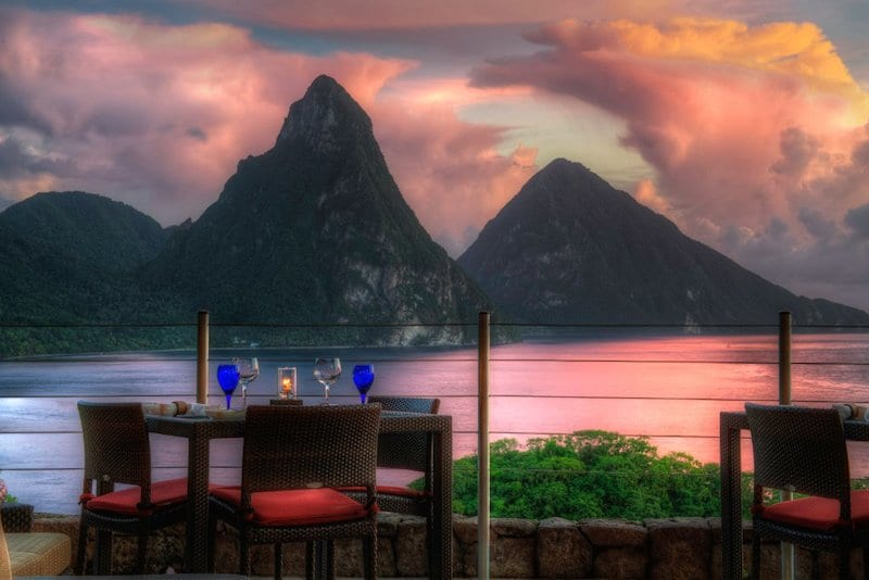 Best 5 Honeymoon Resorts in the Caribbean