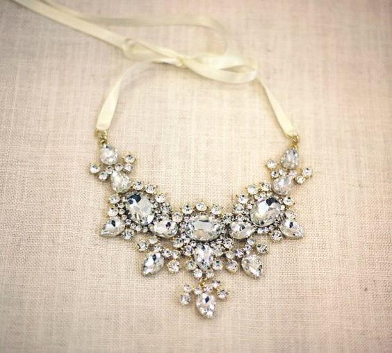 bride necklace ideas