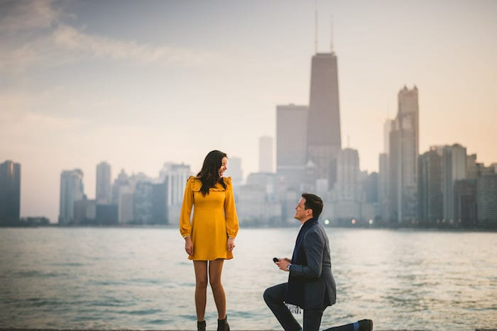 Where to Propose in Chicago