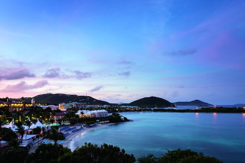 Best 5 Honeymoon Resorts in the Caribbean