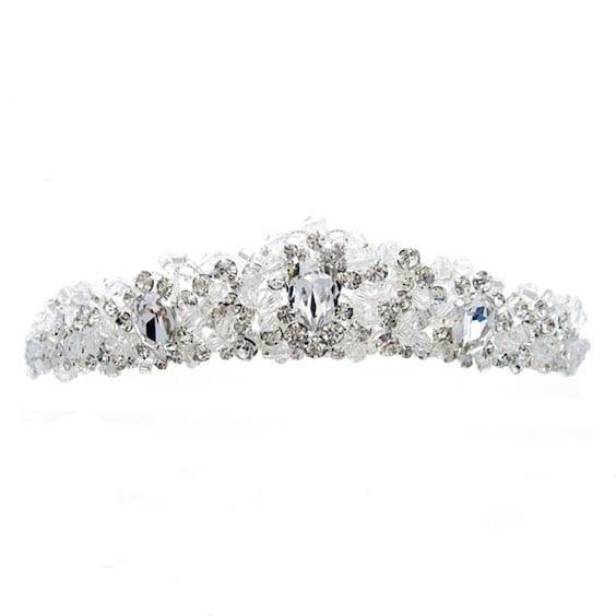 head pieces for bride tiara