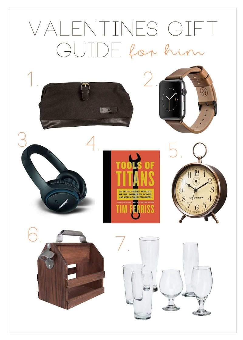 valentine's day gifts for dudes