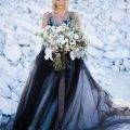 non-traditional wedding gowns for brides
