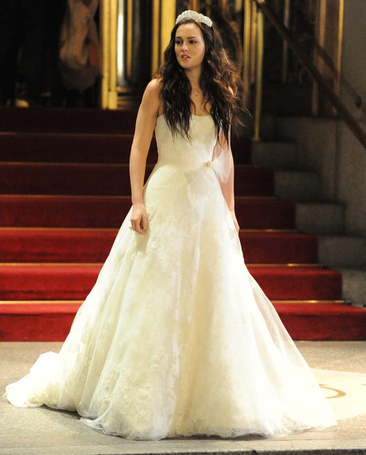 Iconic Wedding Gowns From Tv Shows