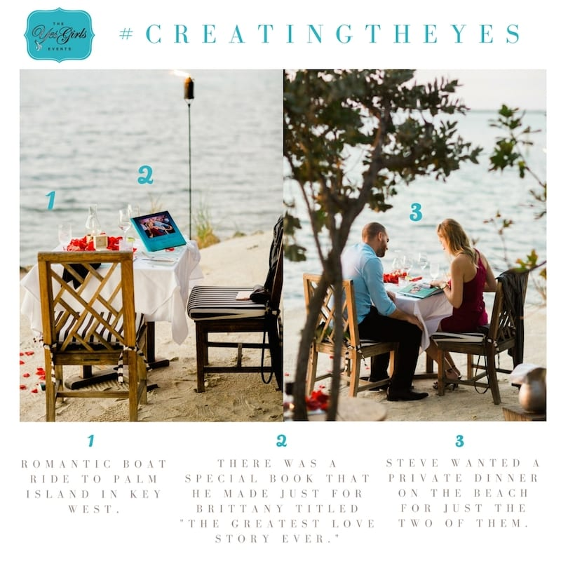 how to create the perfect beach proposal in florida