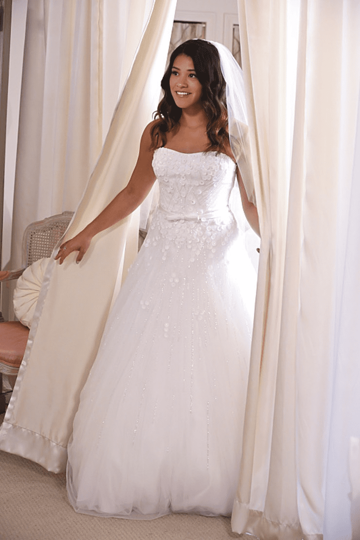 Iconic Wedding Dresses from TV Shows | The Yes Girls