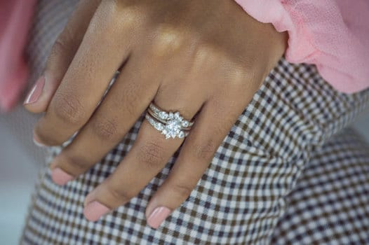 unique wedding bands to compliment your engagement ring