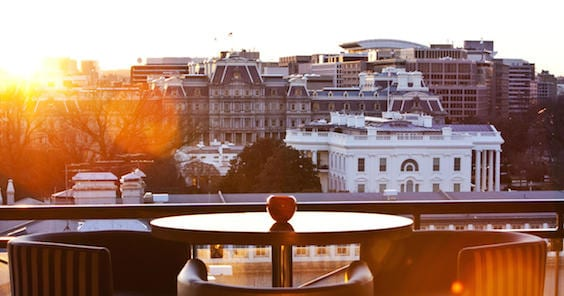 where to propose in dc