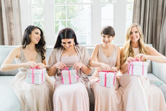 jewelry for your bridesmaids