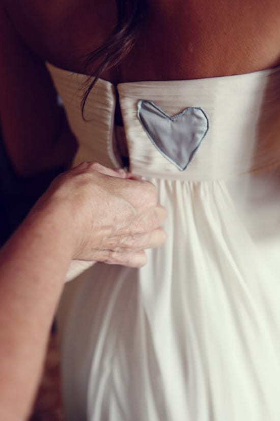 remembering deceased family members at wedding