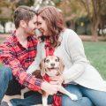 couple engagement photoshoot props