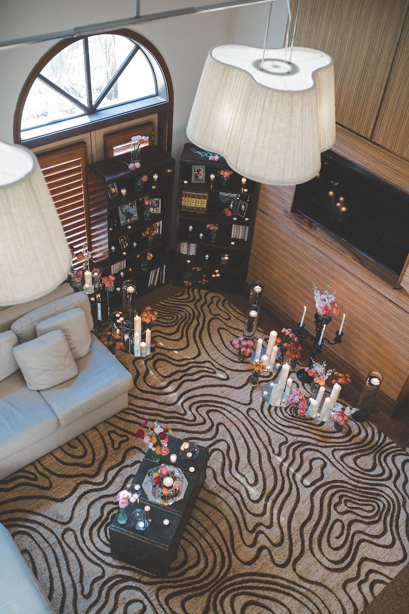 bookshelf living room proposal decorations