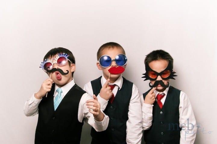 children at your wedding?