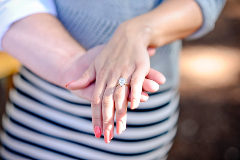 how to get your engagement ring insured