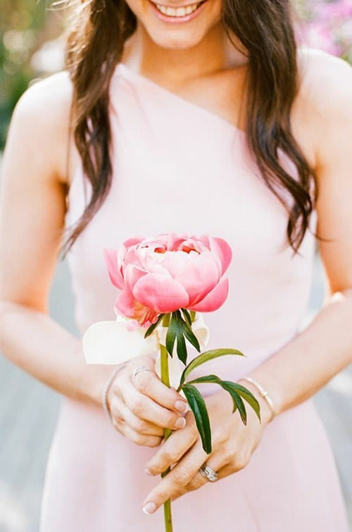 Single Flower Bouquets | The Yes Girls