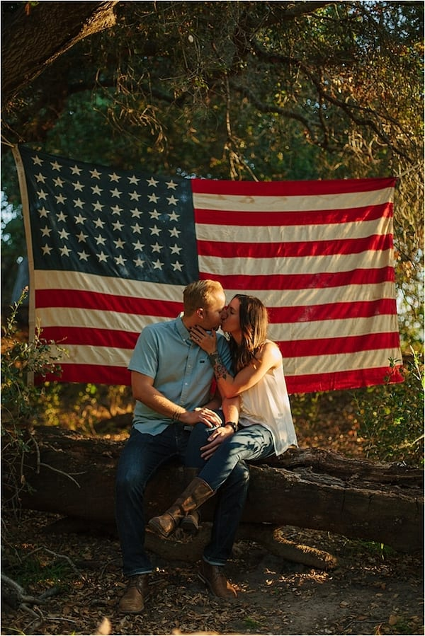 inspiration for fourth of July photoshoot