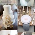 neutral color board for wedding
