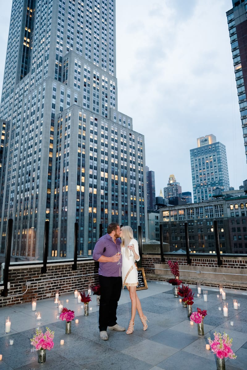 New York city summer proposal