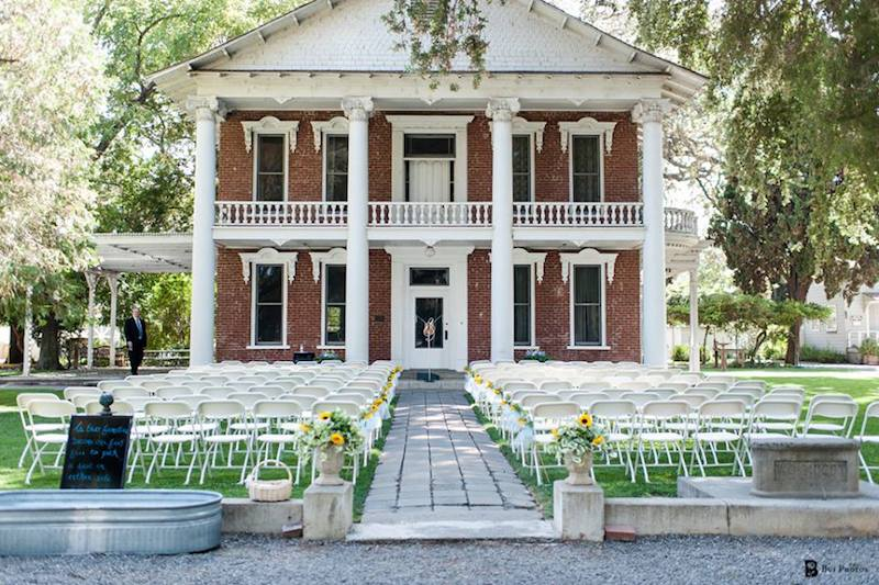 most unique wedding venues across the country