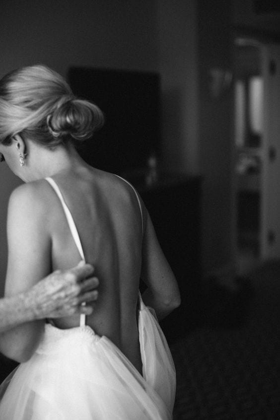 must get pre-ceremony pictures