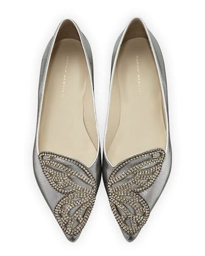 gorgeous flats for brides