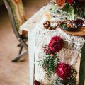 wedding decor for boho wedding