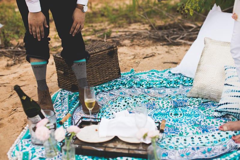 picnic proposal in dallas