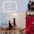 The Bachelor theme Engagement