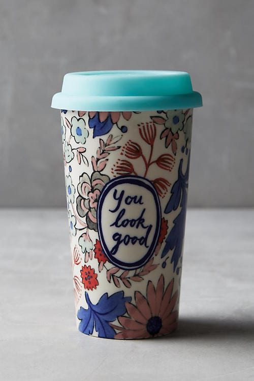 fall travel mug gift