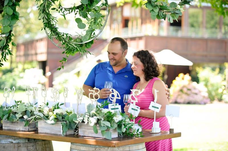 Napa Wedding Proposal at Sullivan Winery