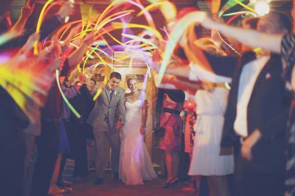 unique wedding send off ideas