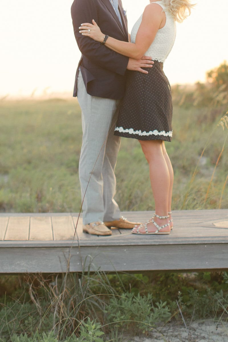 kiawah Island couple photography