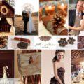 Inspo board for fall wedding