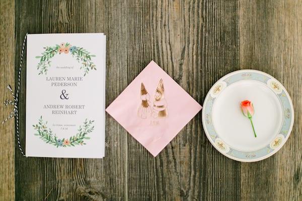 perfect pairing fall wedding