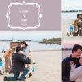 Proposal on the Beach in Boston, MA