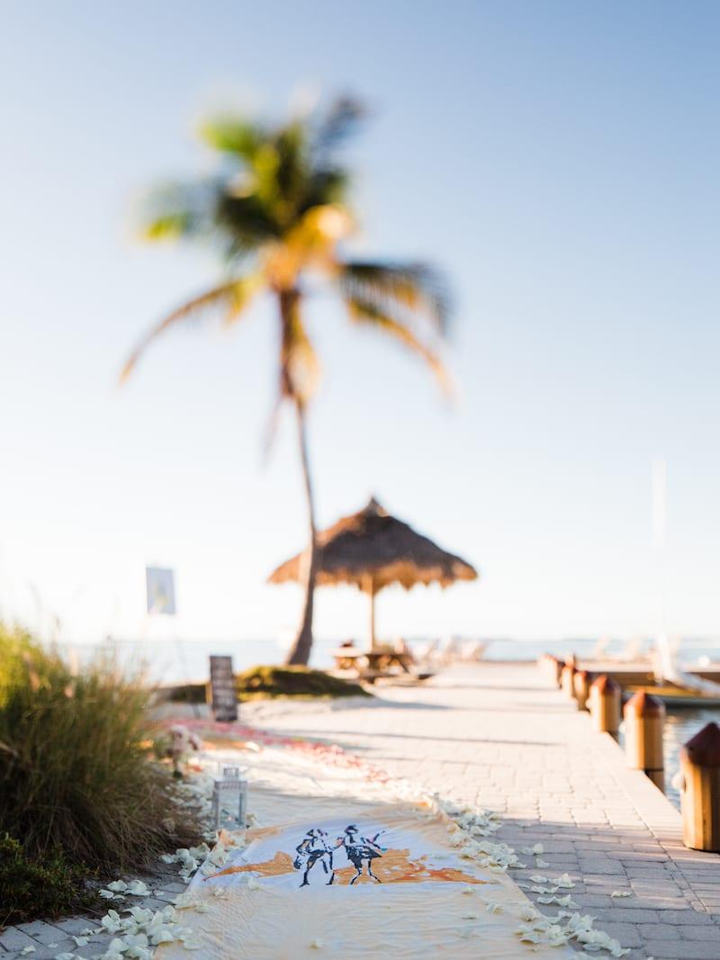 fashion beach marriage proposal