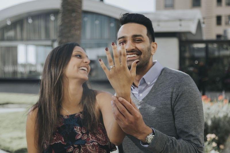 San Francisco engagement