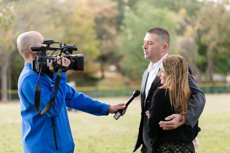 dallas news segment proposal help