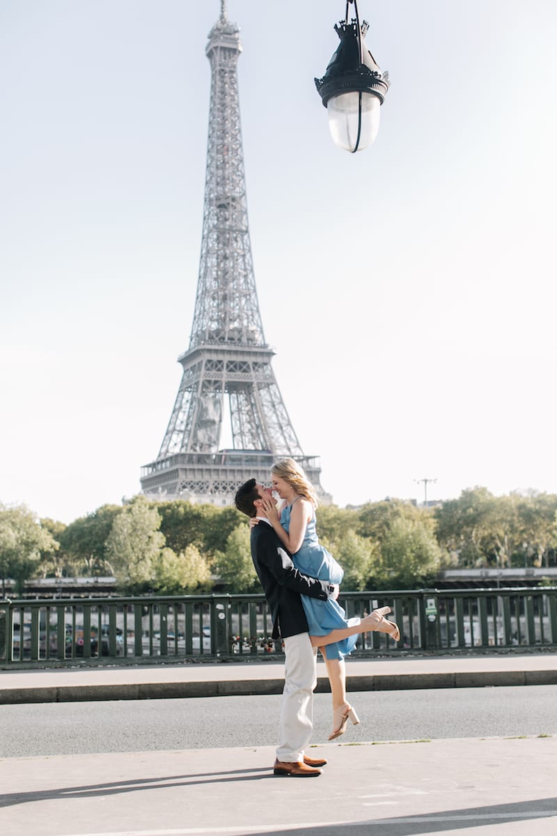 proposal photographer in Paris