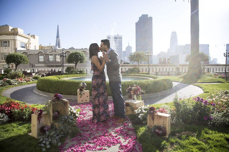 garden proposal in San Francisco