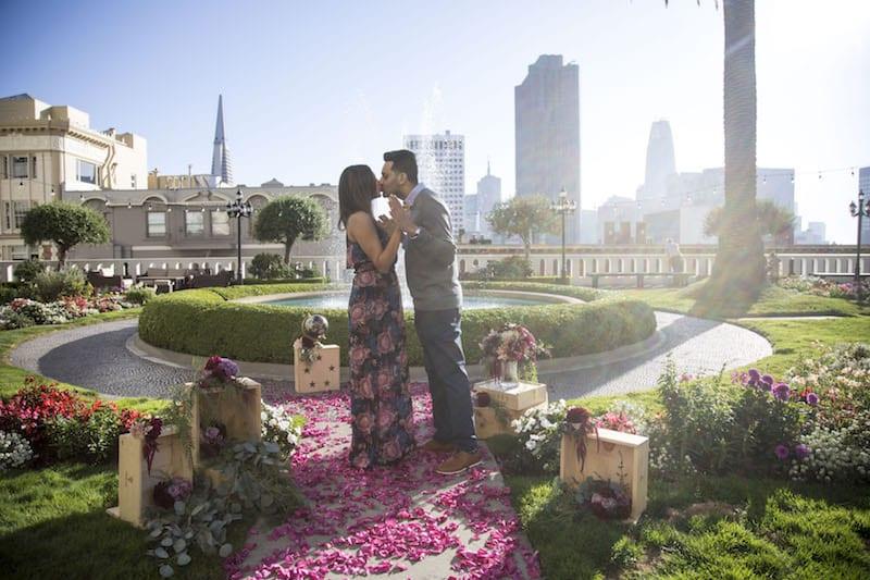 garden proposal in San Francisco