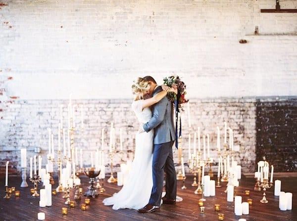 Candlelit Wedding Proposals