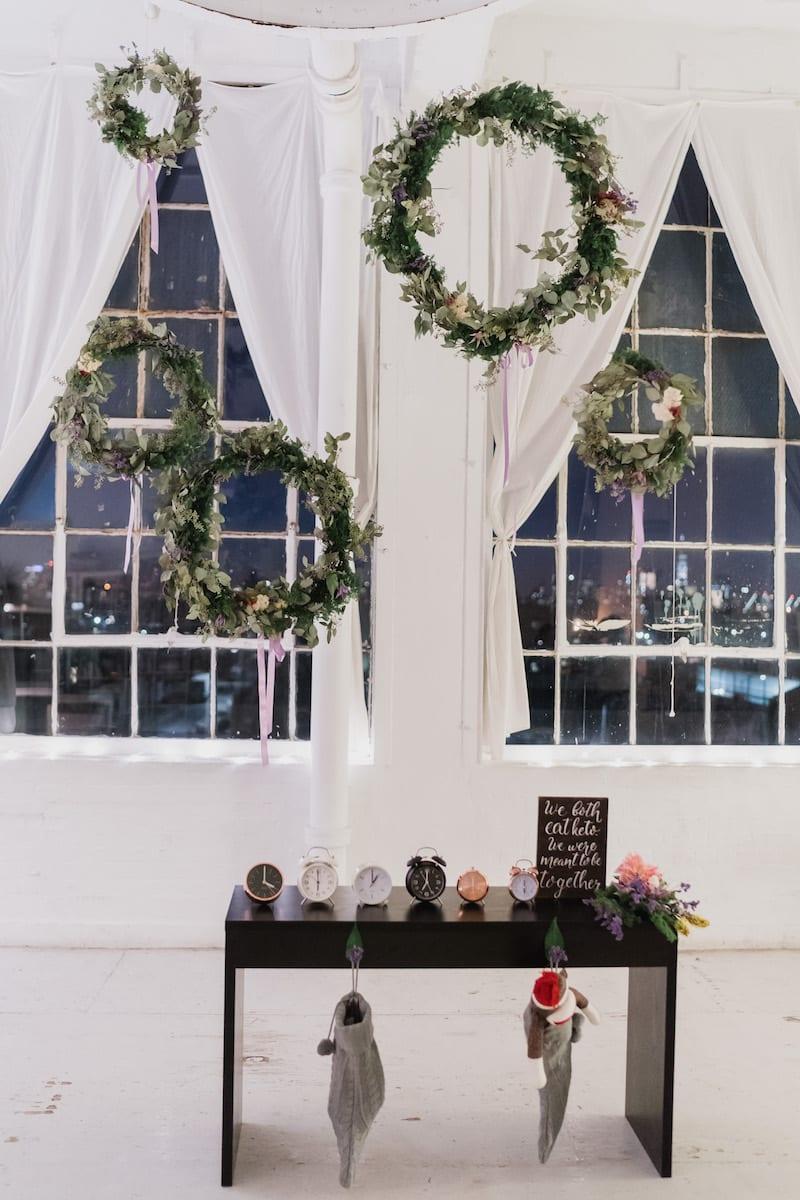 nyc all white loft proposal